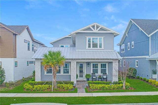 7967 Nemours Parkway, Orlando, FL 32827 (MLS #O5924388) :: New Home Partners