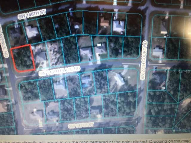 Corner Sw 146Th Pl Rd & Sw 29Th Ave Rd, Ocala, FL 34473 (MLS #O5924660) :: The Duncan Duo Team