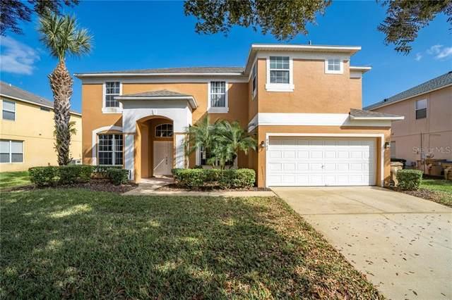 8562 La Isla Drive, Kissimmee, FL 34747 (MLS #O5924790) :: Realty One Group Skyline / The Rose Team