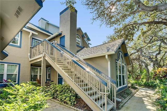 850 Baybreeze Way 72C, New Smyrna Beach, FL 32169 (MLS #O5924917) :: Memory Hopkins Real Estate