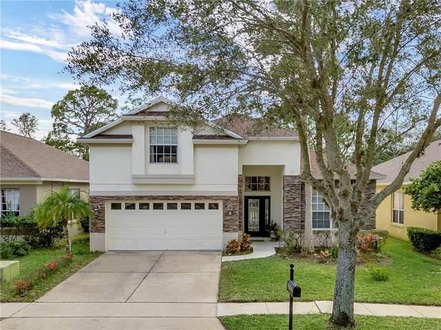 1721 Cherry Ridge Drive, Lake Mary, FL 32746 (MLS #O5925008) :: New Home Partners