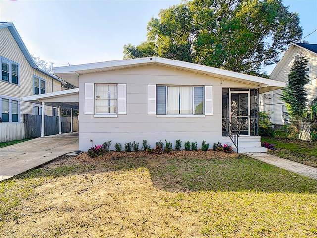 810 E Orange Avenue, Eustis, FL 32726 (MLS #O5925014) :: Sarasota Property Group at NextHome Excellence