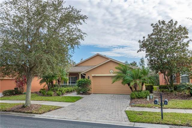 279 Davinci Pass, Poinciana, FL 34759 (MLS #O5925041) :: Realty One Group Skyline / The Rose Team