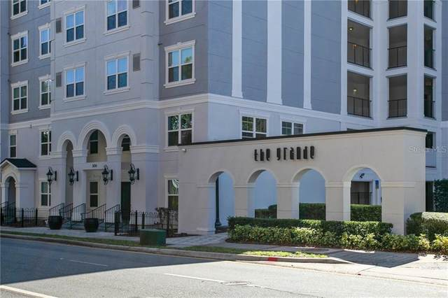 202 E South Street #1041, Orlando, FL 32801 (MLS #O5925191) :: Dalton Wade Real Estate Group