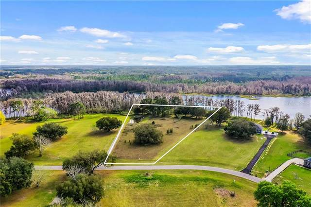 5032 Lakeshore Ranch Road, Groveland, FL 34736 (MLS #O5925210) :: Griffin Group