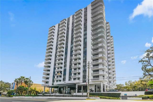 400 E Colonial Drive #410, Orlando, FL 32803 (MLS #O5925271) :: New Home Partners