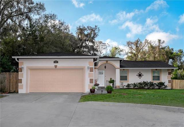 820 E Orange Street, Apopka, FL 32703 (MLS #O5925295) :: Griffin Group
