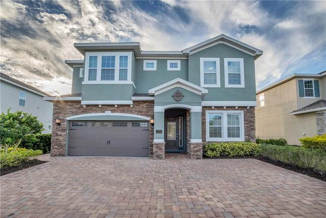 7700 Fairfax Drive, Kissimmee, FL 34747 (MLS #O5925296) :: The Hesse Team