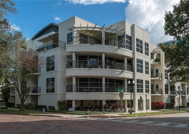 1 S Eola Drive #14, Orlando, FL 32801 (MLS #O5925313) :: The Hesse Team