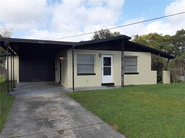 470 Sunnyview Circle, Orlando, FL 32810 (MLS #O5925368) :: Griffin Group