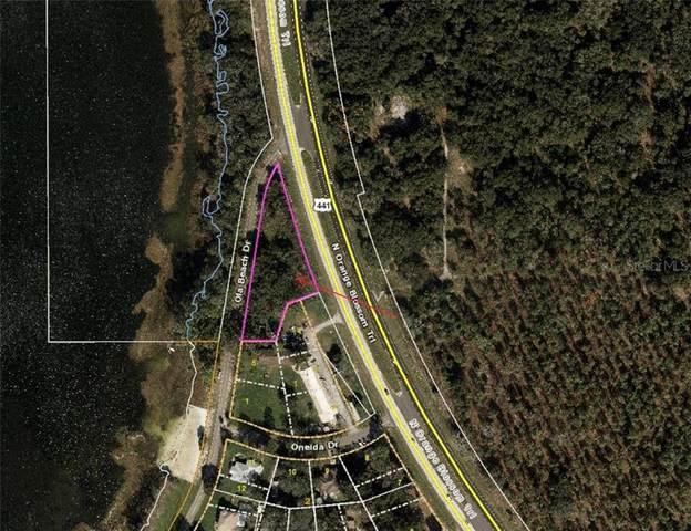 4582 N Orange Blossom Trail, Mount Dora, FL 32757 (MLS #O5925371) :: Memory Hopkins Real Estate