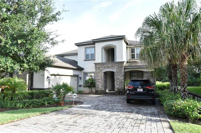 828 Sherbourne Circle, Lake Mary, FL 32746 (MLS #O5925394) :: Visionary Properties Inc