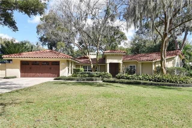 432 Fletcher Place, Winter Park, FL 32789 (MLS #O5925472) :: CGY Realty