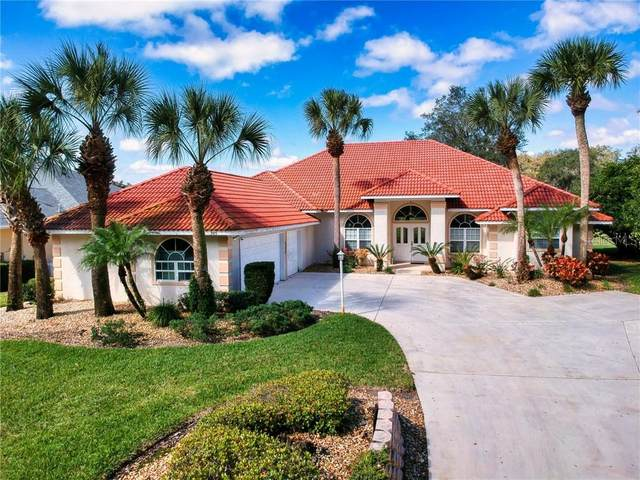 205 Bromely Circle, New Smyrna Beach, FL 32168 (MLS #O5925499) :: Delgado Home Team at Keller Williams