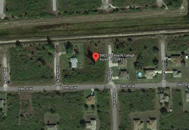 5903 Ida Avenue N, Lehigh Acres, FL 33971 (MLS #O5925528) :: Pepine Realty