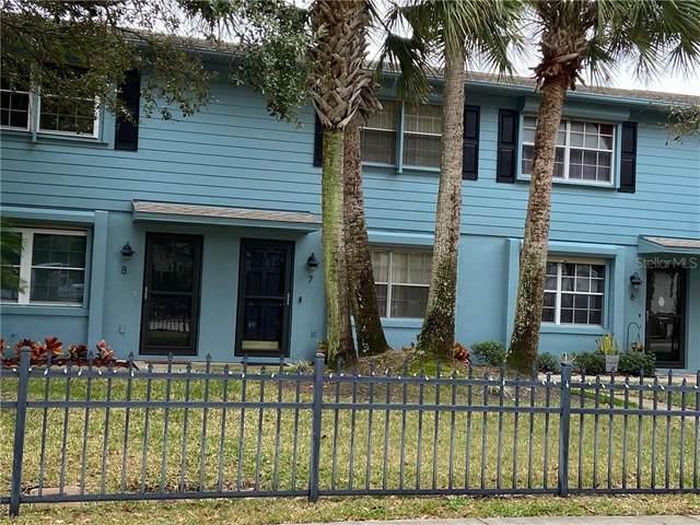101 N Pine Street #7, New Smyrna Beach, FL 32169 (MLS #O5925559) :: Team Borham at Keller Williams Realty