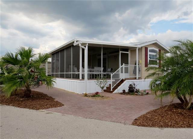 2307 Limewood Avenue #275, Clermont, FL 34714 (MLS #O5925573) :: Your Florida House Team