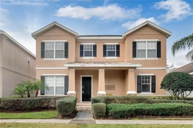 7404 Devereaux Street, Reunion, FL 34747 (MLS #O5925661) :: Key Classic Realty