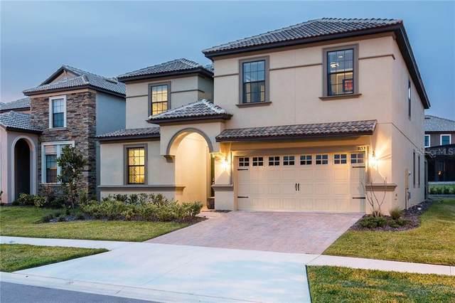 9153 Wedge Drive, Davenport, FL 33896 (MLS #O5925663) :: RE/MAX Premier Properties