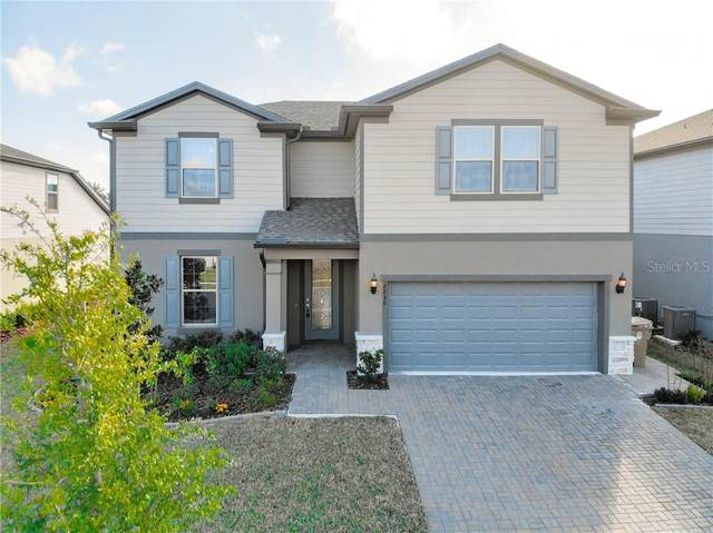 2736 Matera Drive, Saint Cloud, FL 34771 (MLS #O5925701) :: The Duncan Duo Team