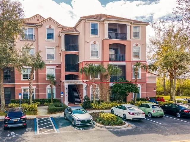 1353 Venezia Court #201, Davenport, FL 33896 (MLS #O5925704) :: CGY Realty