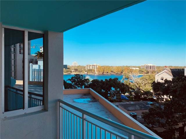 202 E South Street #4047, Orlando, FL 32801 (MLS #O5925816) :: Bridge Realty Group