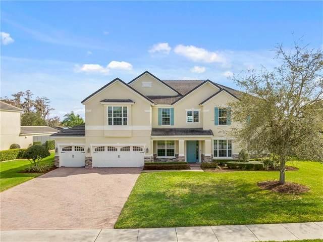 1917 Lake Roberts Landing Drive, Winter Garden, FL 34787 (MLS #O5925834) :: RE/MAX Premier Properties