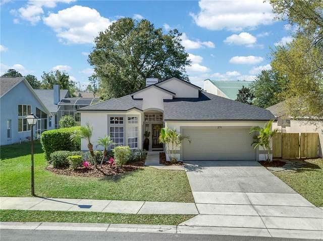 271 Churchill Drive, Longwood, FL 32779 (MLS #O5925848) :: Everlane Realty