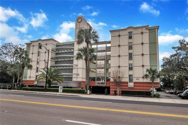 690 Osceola Avenue #401, Winter Park, FL 32789 (MLS #O5925944) :: Zarghami Group