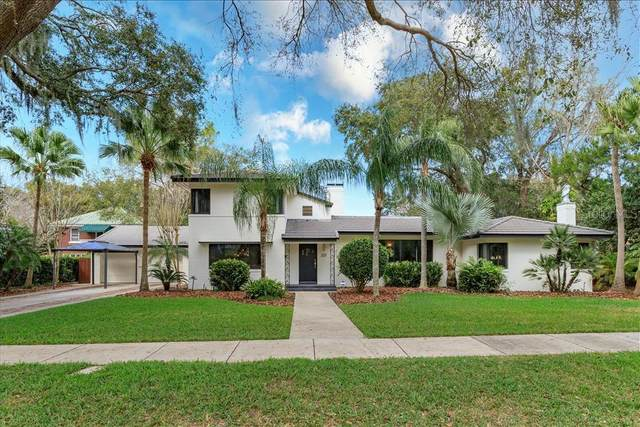 221 E Concord Street, Orlando, FL 32801 (MLS #O5925947) :: The Hesse Team