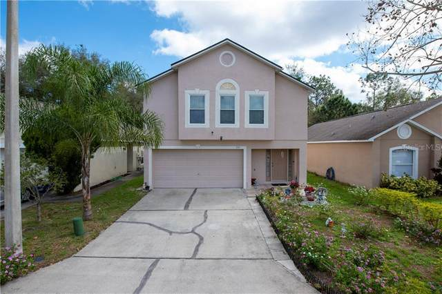 375 Placid Lake Drive, Sanford, FL 32773 (MLS #O5925989) :: Your Florida House Team