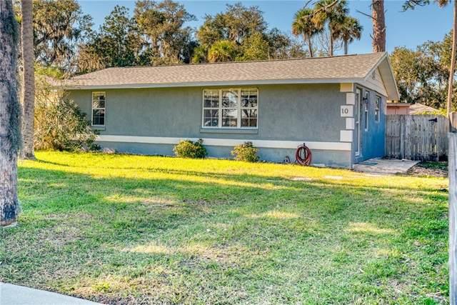10 E Bayshore Drive, Port Orange, FL 32127 (MLS #O5926160) :: Delgado Home Team at Keller Williams