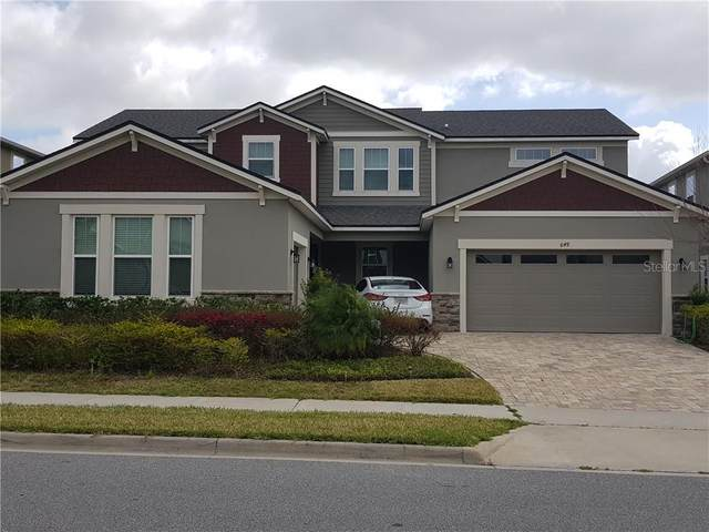 649 Oxford Chase Drive, Winter Garden, FL 34787 (MLS #O5926190) :: Delgado Home Team at Keller Williams