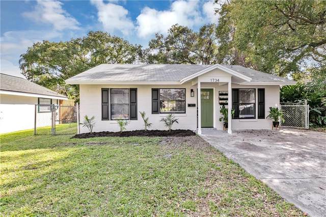 1734 Michigan Avenue, Winter Park, FL 32789 (MLS #O5926231) :: Florida Real Estate Sellers at Keller Williams Realty