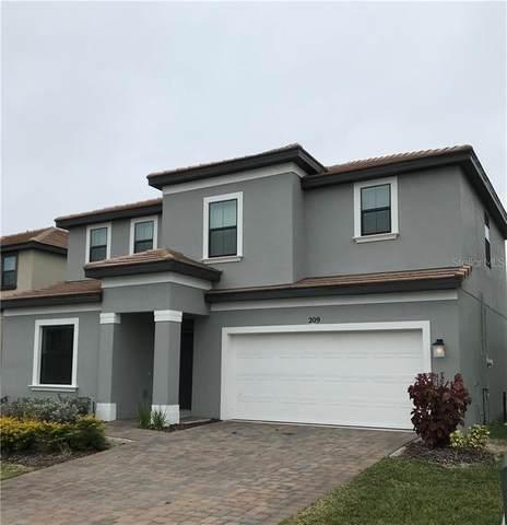 209 Macaulay S Cove, Haines City, FL 33844 (MLS #O5926303) :: Burwell Real Estate