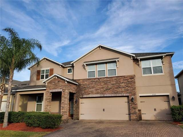 2727 Monticello Way, Kissimmee, FL 34741 (MLS #O5926613) :: Team Buky