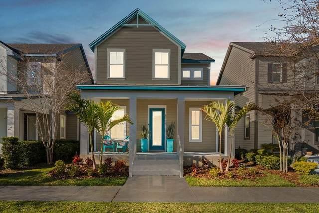 8175 Laureate Boulevard, Orlando, FL 32827 (MLS #O5926617) :: New Home Partners
