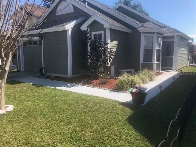 3426 Fox Crossing Drive, Kissimmee, FL 34741 (MLS #O5926640) :: Pristine Properties