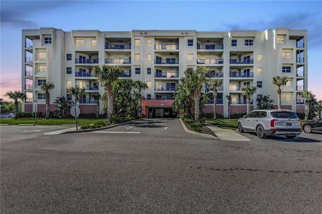 5300 S Atlantic Avenue #18605, New Smyrna Beach, FL 32169 (MLS #O5926699) :: BuySellLiveFlorida.com