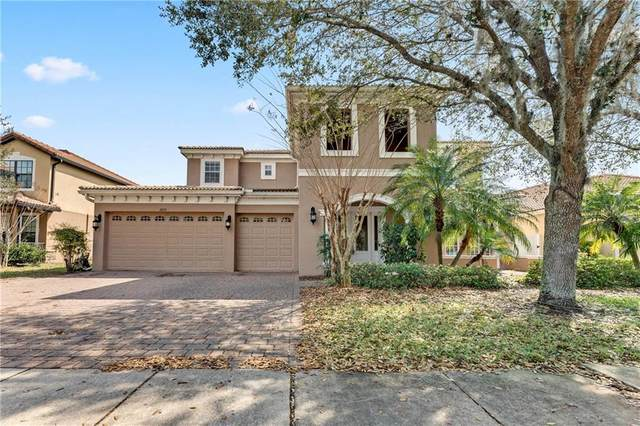 2805 Scenic Lane, Kissimmee, FL 34744 (MLS #O5926783) :: Positive Edge Real Estate