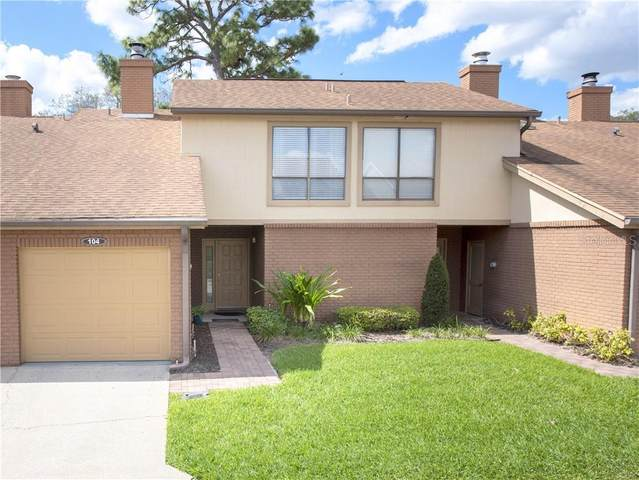 104 Lake Emma Cove Drive #104, Lake Mary, FL 32746 (MLS #O5926825) :: New Home Partners