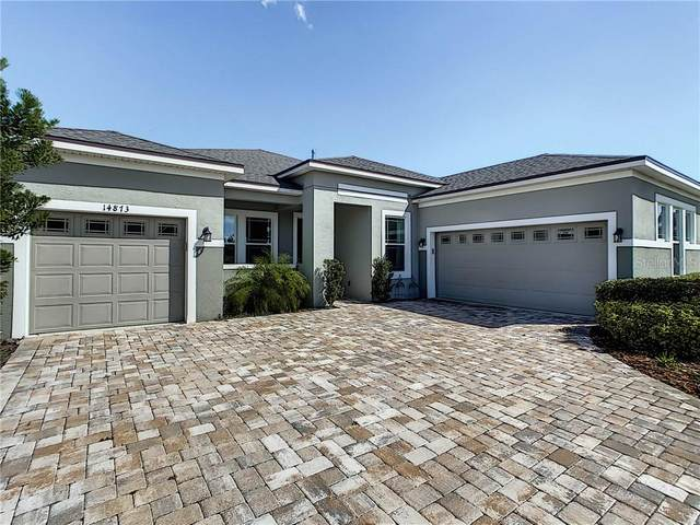 14873 Ellingsworth Lane, Winter Garden, FL 34787 (MLS #O5926909) :: The Light Team