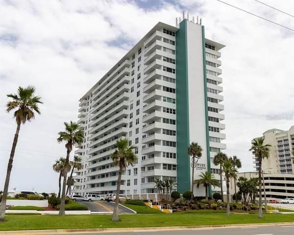 2800 N Atlantic Avenue #407, Daytona Beach, FL 32118 (MLS #O5926958) :: Memory Hopkins Real Estate