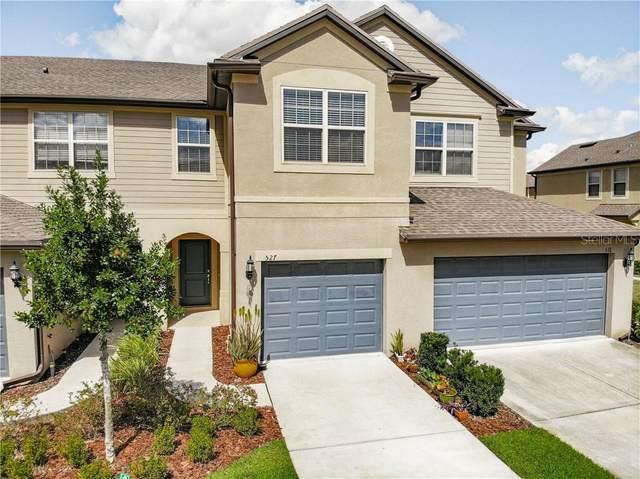 527 Virtuoso Lane #79, Orlando, FL 32824 (MLS #O5927024) :: New Home Partners