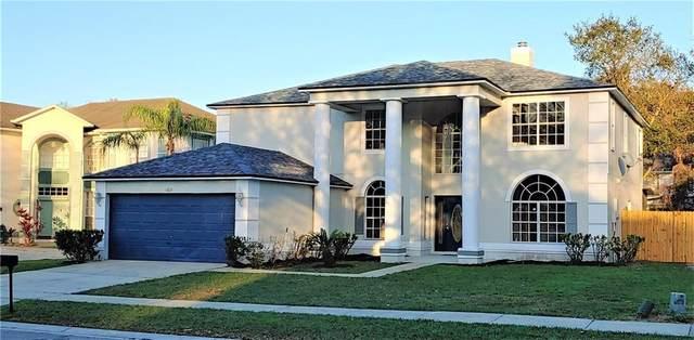 1265 Falconcrest Boulevard, Apopka, FL 32712 (MLS #O5927075) :: New Home Partners