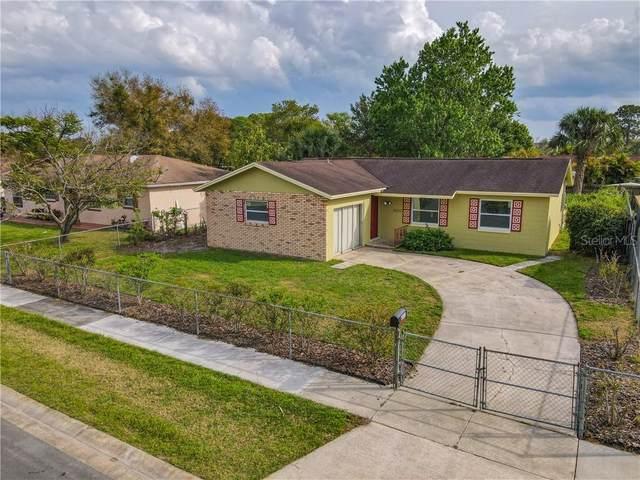 4606 Salvia Drive, Orlando, FL 32839 (MLS #O5927163) :: The Kardosh Team