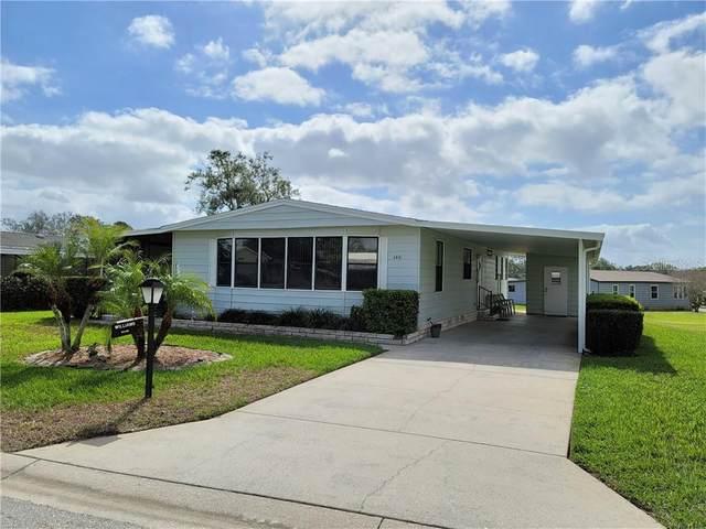 3441 Greenbluff Rd #1589, Zellwood, FL 32798 (MLS #O5927182) :: Pepine Realty