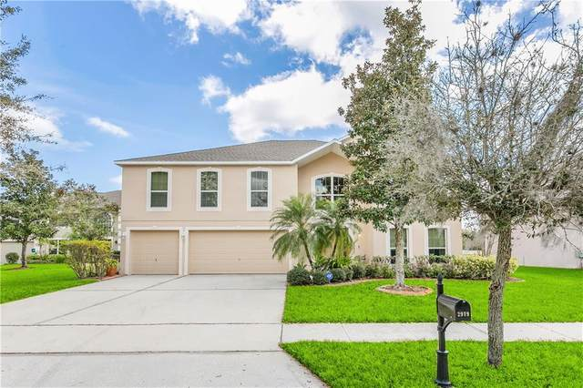 2919 Holly Berry Court, Kissimmee, FL 34744 (MLS #O5927183) :: Realty One Group Skyline / The Rose Team