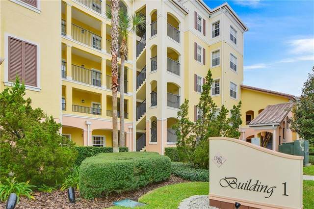 8601 Worldquest Boulevard #3503, Orlando, FL 32821 (MLS #O5927212) :: Realty One Group Skyline / The Rose Team