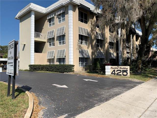 425 W Colonial Drive #203, Orlando, FL 32804 (MLS #O5927242) :: New Home Partners